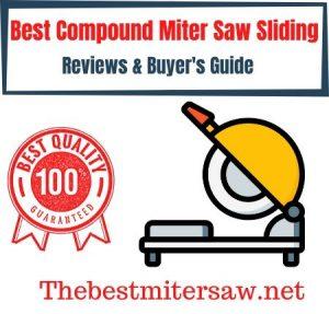 Best Compound Miter Saw