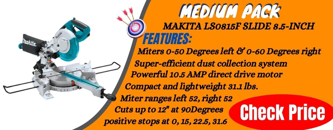 Makita LS0815F Slide 8.5-Inch Reviews