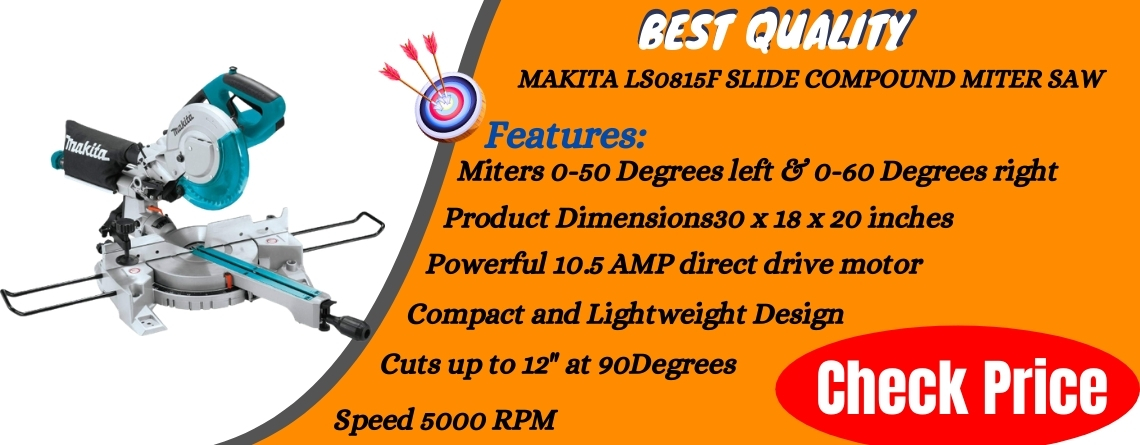 Makita LS0815F Slide Compound Miter Saw Reviews