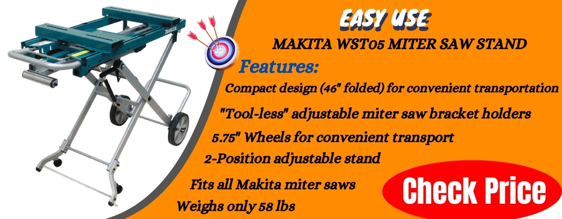 Makita WST05 Miter Saw Stand reviews