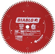 best 10 inch sliding compound miter saw blade