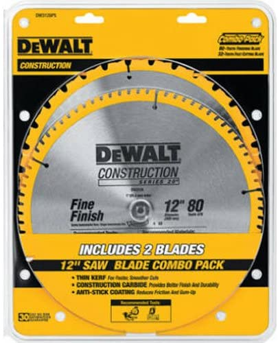 best 12 inch miter saw blade for ripping