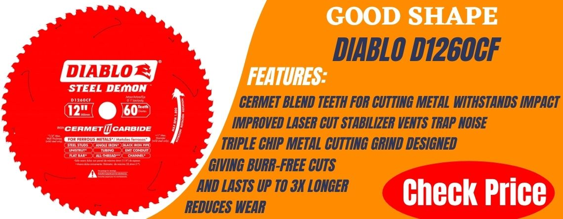 best 12 saw blade for miter saw