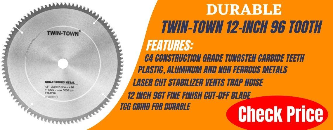 best 12 sliding compound miter saw blade
