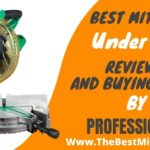 Best Miter Saw Under 200 Reviews & Comprehensive Guide