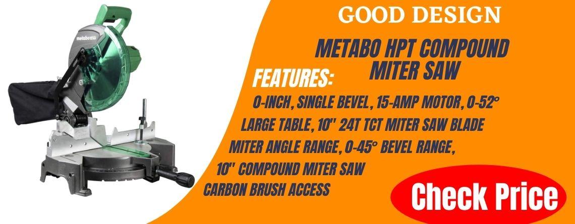 best dual bevel sliding miter saw under 300