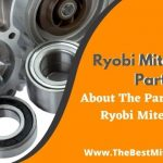 Ryobi Miter Saw Parts - All Parts Discussed