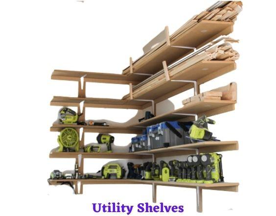 Utility Shelves