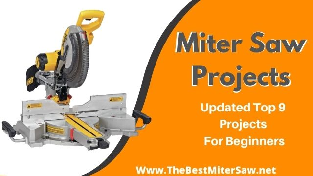 miter saw projects