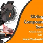 sliding vs compound miter saw