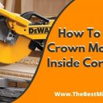 How To Cut Crown Molding Inside Corners